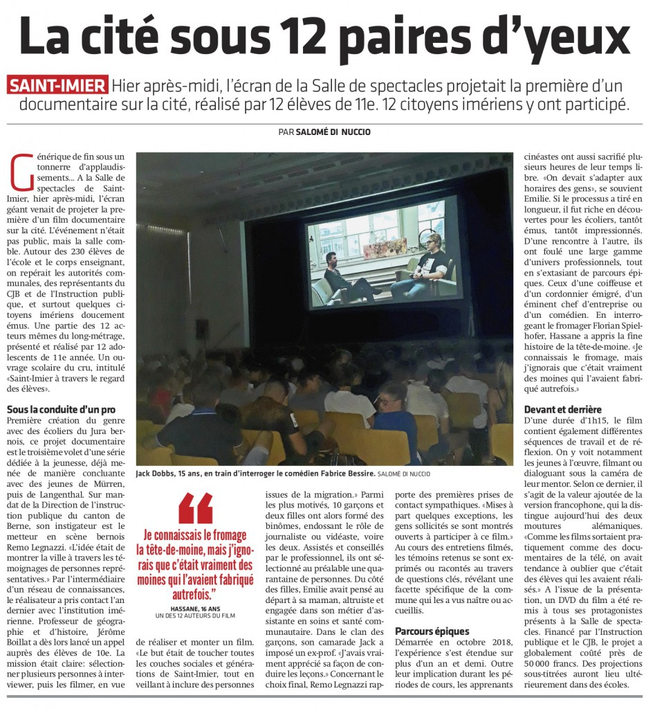 article JdJ 29.6.19 FILM